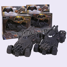 Batman Car Toys with Lights & Sound PVC Action Figure Collectible Toy 15.5cm 2 colors