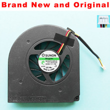 New original cpu cooler for lenovo for IBM ThinkPad W700 W701 W710 CPU laptop radiator fan GC057014VH-A 13.v1.B3578.f.gn(China)