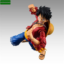 One Piece Action Heroes MegaHouse Variable One Piece Figure Luffy Ace Roronoa Zoro Sanji Sabo Law Nico Nami Mihawk PVC Model Toy