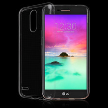 Ricestate Ultra-thin Clear TPU Case LG K10 M2 K10 2017 TPU Silicon Back Cover Protector Phone Case for LG LV5 / X400 M250 M250N