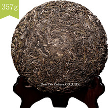 2016 Spring Deep Mountains Pu-erh Tea, Chinese Raw Puer Tea Menghai Yunnan Puer Tea 357 g Cake Health Product Sheng Pu Er Tea