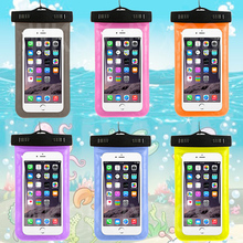 Waterproof Mobile Phone Bags with Swimming Phone Case For OPPO Find 5 X909/X9007 Find7/X907/X905 FIND3/N3 N5207/6607 U3 Case