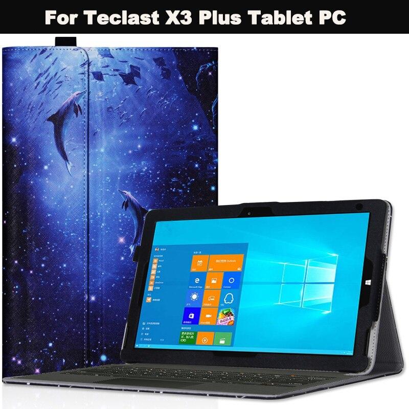 Original PU Case Cover for 11.6 inch Teclast X3 Plus Tablet PC for Teclast X3 Plus Case Cover<br>
