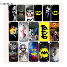 Lavaza 24af Colourful Joker bat man Hard Case Cover for Huawei p10 P6 P7 P8 P9 P10 Lite Plus G7 Honor 8 lite 6 7 4C 4X(China)