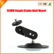 Free Shipping 2pcs/lot 95MM Height Stable Wall Ceiling Mount For CCTV Camera Bracket
