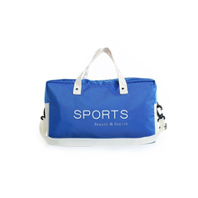 Professional Oxford Cloth Wet Separating Bag Fashion Handbag Multifunction Sports Gym Bag For Outdoor Fitness Training Backpack