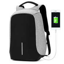 Multifunction USB charging Men Laptop same bobby Backpack for Women anti thief Travel waterproof Back Pack school backpack bag