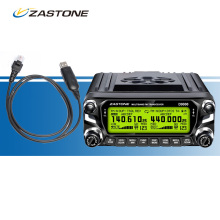 Zastone D9000 Car Walkie Talkie ZT-D9000 50W VHF UHF Dual Band Car Mobile Rdio Talkie Two Way Radio Transceiver for Car(China)