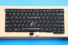 New Original for Lenovo Thinkpad T450 T450S T460 T440 T440S T431S T440P Backlit Keyboard US English 04X0139 04X0101