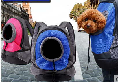 2015 Dog Cat Pet Pets Outdoor Portable Travel Backpack Shoulder Bag Carrier Outdoor Carrying Handbag Pet Bag Free Shipping(China (Mainland))