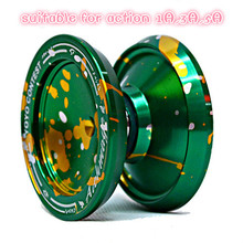 Professional Yoyo high speed ball practice of Aviation aluminum materials CNC production process-Junior & Intermediate players