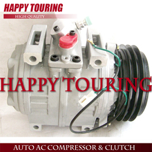 10P30C AC COMPRESSOR For Toyota Coaster Bus 2PK 24V 447220-0394 447220-1030 447220-1310 447220-0390(China)