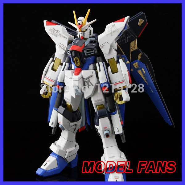 MODEL FANS Free shipping GG/TT GUNDAM MODEL HG 1/144   SEED STRIKE FREEDOM GUNDAM<br>
