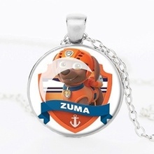 Personalized Animal Dog Pendant Necklace Picture of Your Dog Pet Lover Gift for Dog Lovers Your Pet Photo Pet Memorial Necklace