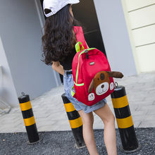 5149a7ca4cfc Baby Boys Girls Kids Bag Dog Pattern Cartoon Backpack Toddler School Bags  Famous Brand JULY23(