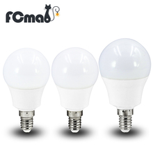 E14 LED Bulb Lamps 4W 6W 7W 220V Light Bulb Smart IC Real Power High Brightness Lampada LED Bombillas