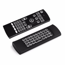 MX3 Handheld 2.4GHZ Wireless Keyboard Air Mouse Touchpad 7 Colors Remote Controller Keyboard For Smart TV Box PC(China)