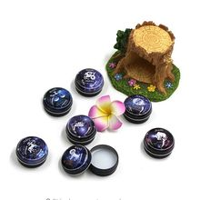 High Quality 12 Signs Constellation Zodiac Perfumes Magic Solid Perfume Deodorant Solid Fragrance For Women Men(China)