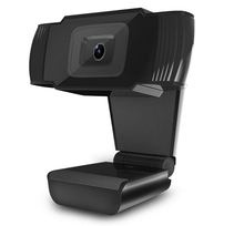 Newest 12.0MP USB 2.0 Camera Web Cam 360 degree MIC Clip-on webcam for Skype Computer PC Laptop desktops(China)
