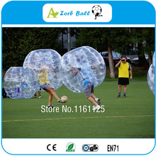 Good Quality 1.5M PVC Inflatable Bubble Soccer Suit ,Nice Loopy Ball,Human Hamster Ball,Zorb Body Ball,Bubble Football For Sale