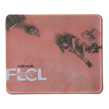 Retro News Sell New Large Size FLCL Mouse Pad Non-Skid Rubber Pad Mouse Pads Decorate Your Desk