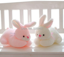 25cm cute big Easter bunny doll toy for children, rabbit plush toy lover/birthday/wedding gift