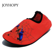 Children Boys Shoes Quick Dry sport running Anti-slip for Swimming Pool/Beach Kids Shoes Girls Spider-Man Boys Shoes