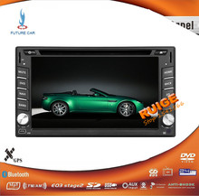 2015 Android 5.1 Dual-core 6.2 inch 2Din Car PC Stereo GPS Navigation Universal Car DVD player with WIFI+BT+Radio+Ipod Head unit