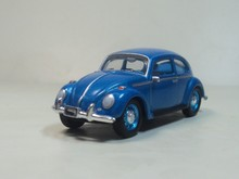 GREENLIGHT 1:64 Volkswagen Classic Beetle Diecast model car