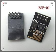 10pcs ESP8266 remote serial Port WIFI wireless module through walls Wang, with tracking number ESP-01