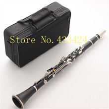 selmer clarinet  17 key b musical instrument clarineta double clarinete professional oboe bassoon buffet music