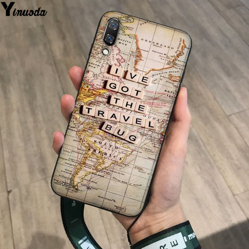 World Map Travel Plans