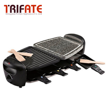 Household electric barbecue grill smokeless BBQ Indoor grill electric grill pan