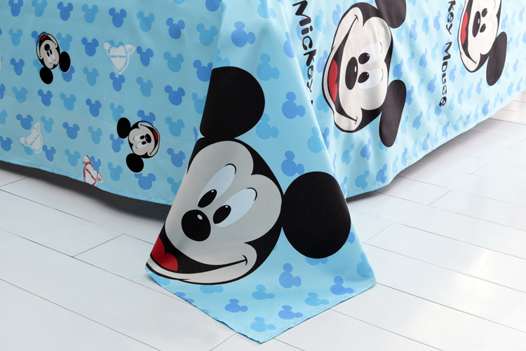 mickey mouse bedding set (1)
