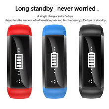 M2S Bluetooth Smartband Activity Fitness 4.0 Fit Bit Tracker Sport Bracelet Smart Band Wristband Pedometer For IOS Xiaomi PK M2(China)