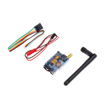 5.8G 200MW Video AV Audio Video FPV Transmitter Sender 2.0Km Range TS351
