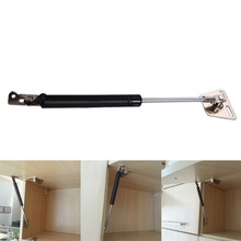 Door Lift Support Gas Hydraulic Spring Hinge Cabinet Door Kitchen Cupboard Hinges Open/Close Furniture Hardware FULI(China)
