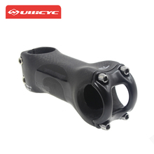 Buy Ullicyc Road Bike Carbon Stem Mountain Bike MTB Cycling Bicycle Stem 3K Matt Black 31.8*80/90/100/110/120mm 6 Degree Bike Stem for $26.32 in AliExpress store