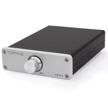 Topping TP23 25WPC TA2021B Auto On /Off Function + USB DAC Class T Amplifier(China)