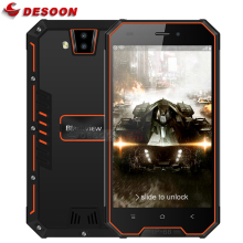 In Stock Blackview BV4000 Mobile Phone IP68 Waterproof 8MP Dual Cameras 4.7 Inch 1GB+8GB  Quad Core 3680mAh Dustproof Smatphone