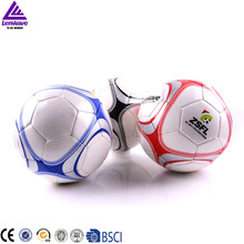 New High Quality Football Ball Machine Stitch Soccer Balls PU Granules Slip-resistant Size 5 Training Match Balls(China)