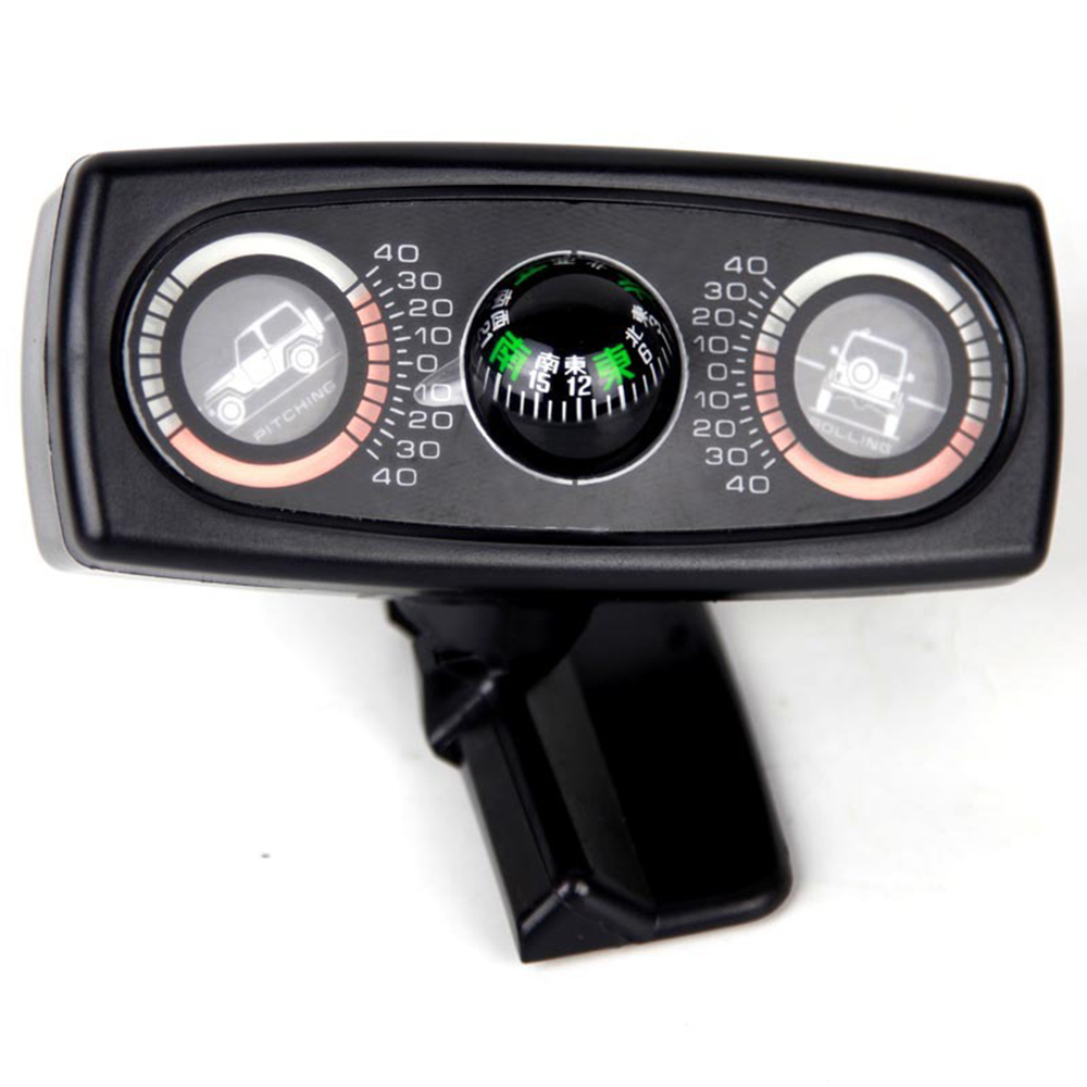 New Inclinometer Compass Car Accessories