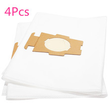 4Pcs Free Post New Fit For Kirby Universal Bag suitable for Kirby Universal Hepa Cloth Microfiber Dust Bags(China)