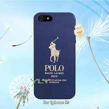 luxury brand logo hard plastic cell phone cases for iphone 4s 5c 5s se 6 6s 6plus 7 7plus cover case