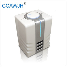 Home Air Ionizer Anion Output 9million/cm3 220V Euro Plug Quick Absorb Smoke and Dust Offer Fresh Air + Free Shipping