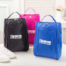 New Portable Shoe Bag Multifunction Travel Tote Storage Case Organizer Women Bags Men Top Quality Schuh Paket Oxford  Sport Bag