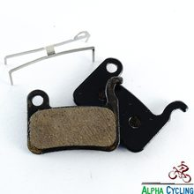 MTB Bicycle Disc Brake Pads for Shimano Deore M596/SLX M665/M775/M765/M596 Disk Brake, RESIN, 1 Pr Model BB(China)
