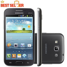 Unlocked Original Samsung Galaxy Win I8552 Android 4.1 4GB ROM Bluetooth Wifi Quad Core Cellphone 4.7'' Refurbished Mobile phone