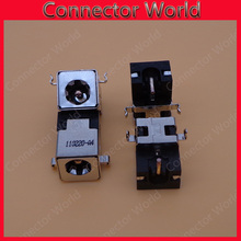 5-100pcs/lot DC POWER JACK Laptop notebook Connector Socket DC Jack
