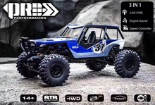 Buy PRC 1/18 RC Car 4WD 2.4GHz Rock Crawlers Rally climbing Car 4x4 Double Motors Bigfoot Car Remote Control Model Off-Road Vehicle for $208.05 in AliExpress store